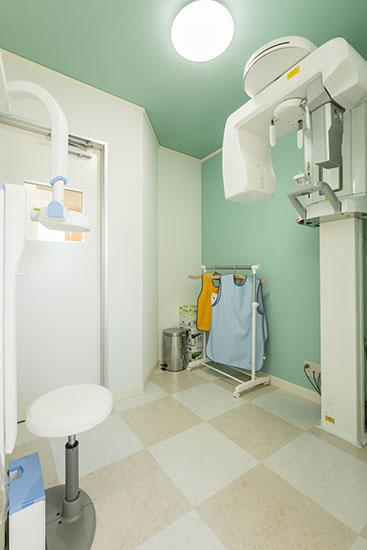 歯科用デジタルX線撮影装置